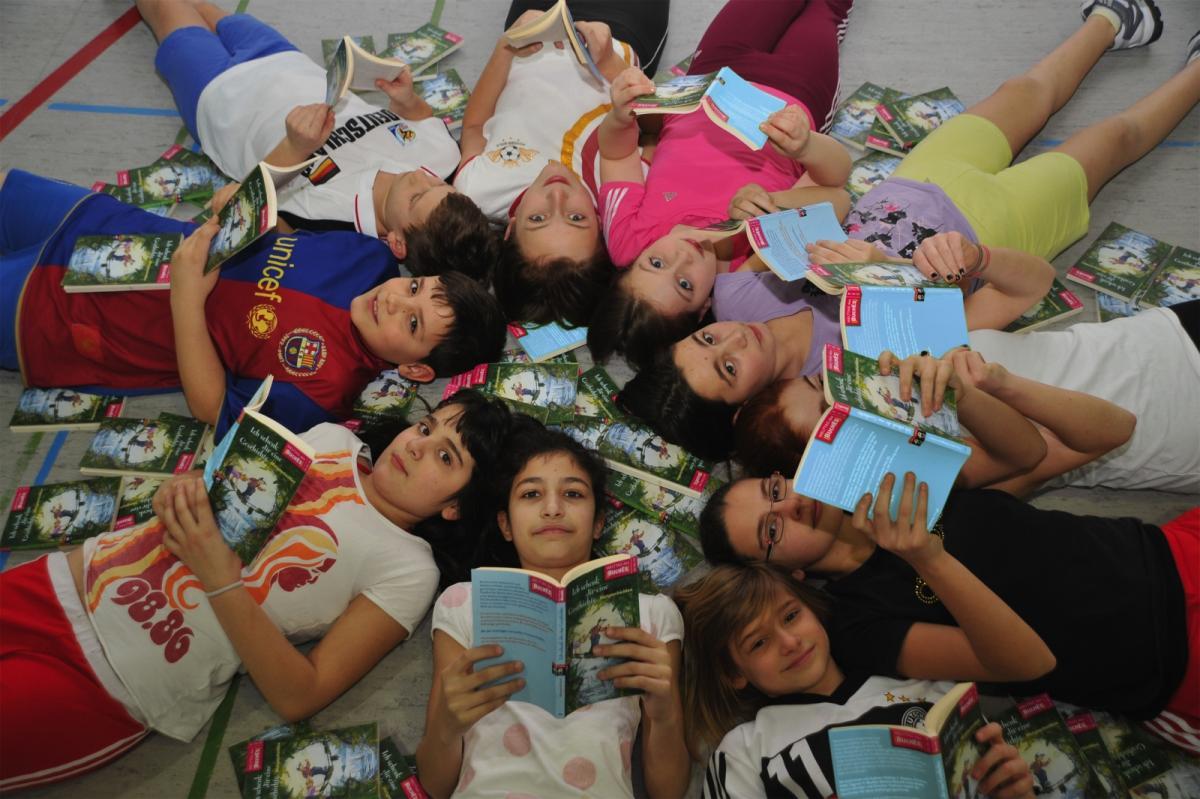 Welttag des Buches, Copyright: Stiftung Lesen